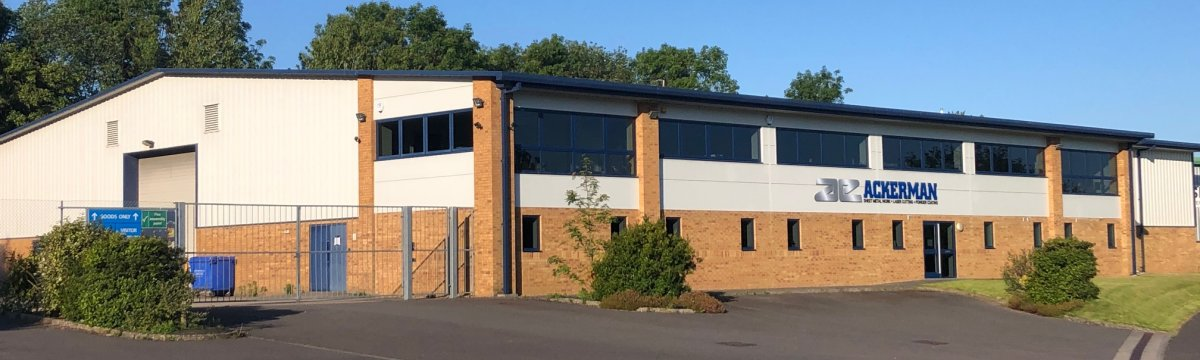 Ackerman Engineering Factory, Bridport, Dorset